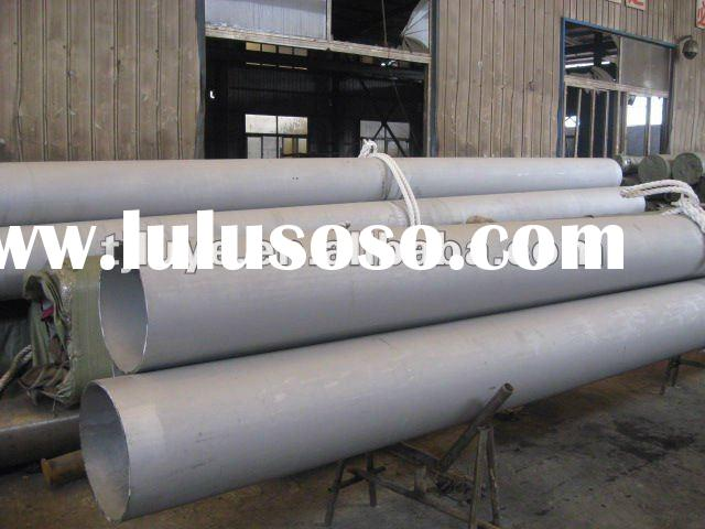 316L bright seamless stainless steel pipe