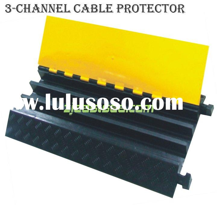 3-Channel Cable Protector