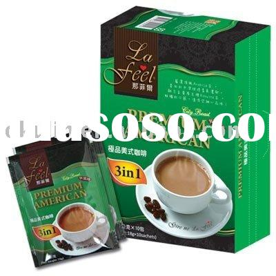 3 in 1 Instant Coffee - mix powder