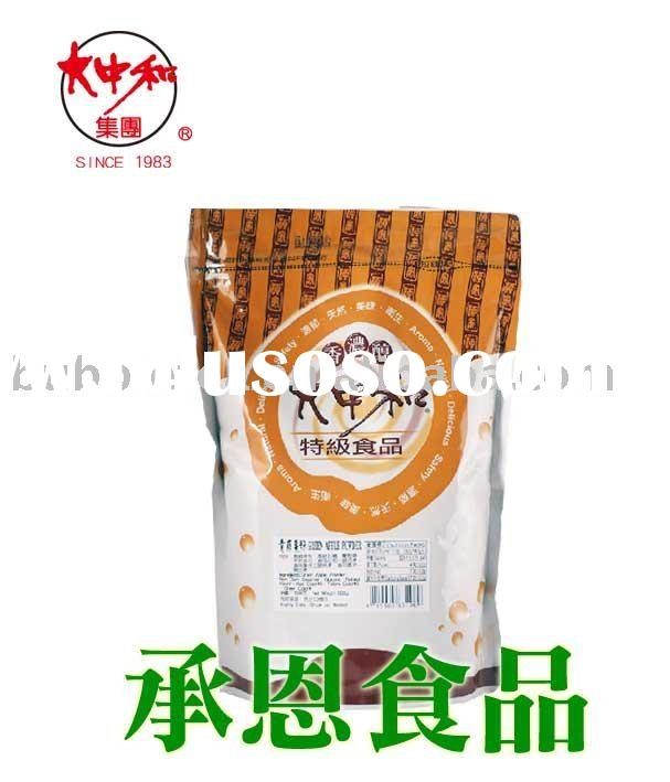 4068-0 2 in 1 Green Apple Flavor Powder for Bubble Tea or Drinks