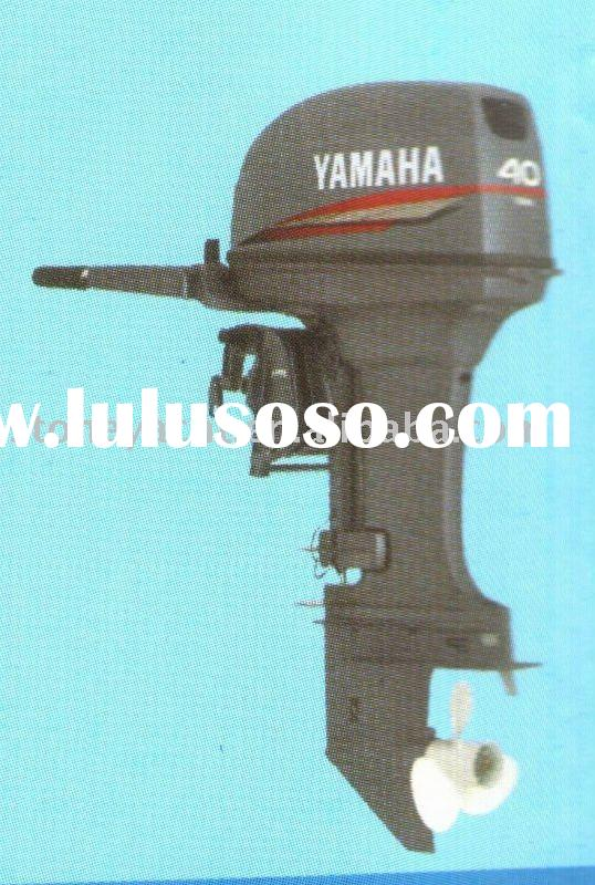 40HP Outboard Motors go with our boats