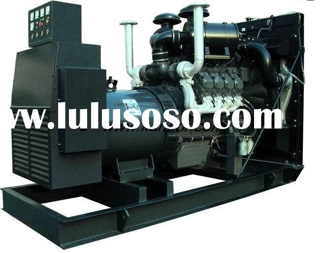 48KW/60KVA 52KW/65KVA KP-Perkins 1103A-33TG2 diesel generator set with UCI224E stamford alternator