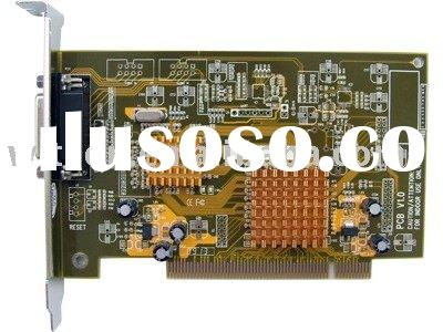 4CH H.264 Software Compression Video DVR Card WITSON CCTV Security Surveillance Products