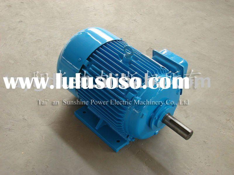 4~6KW Permanent Magnet Frequency Conversion Speed Regulation Motors