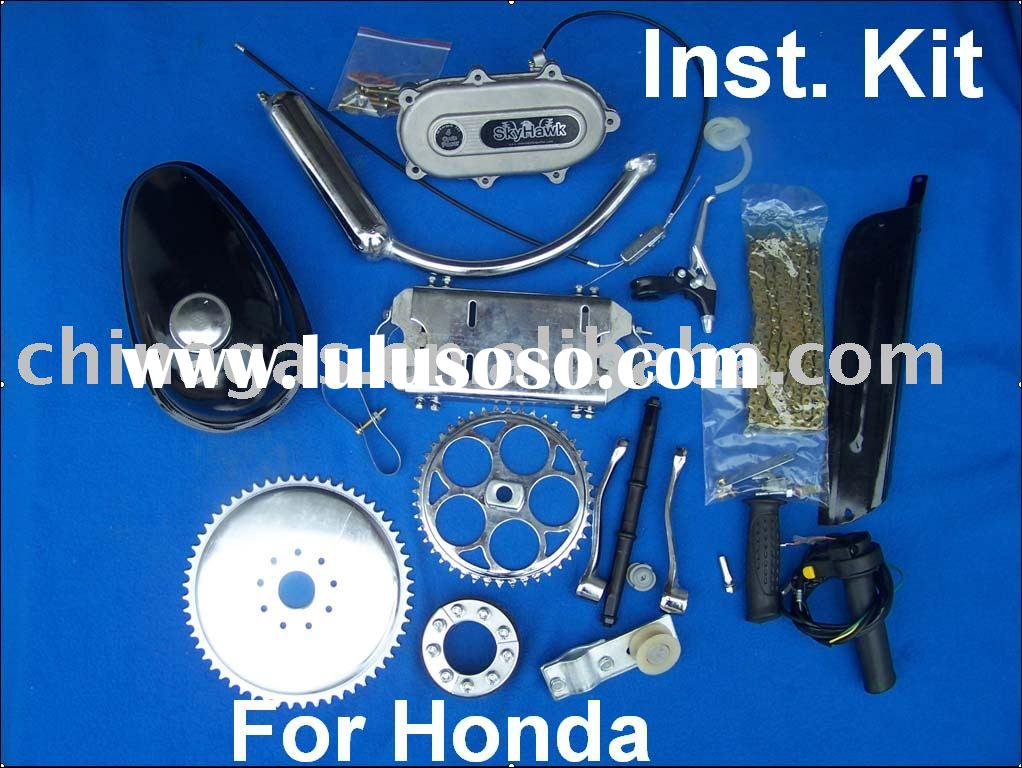 4 cycle bicycle engine kits Inst. Kit for Honda engine