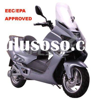5000w Electric Motor Scooter Equipped with 40Ah Lithium Battery WZJS5002EEC/EPA