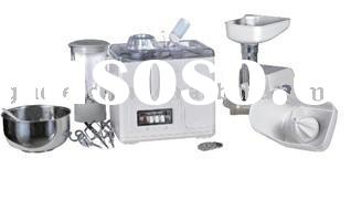 600W stand Mixer with Juicer Maker, Meat Grinder, Egg Mixer, Dough Mixer