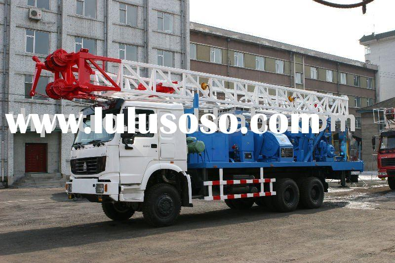 600 Water Well Drilling truck