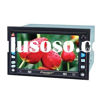 """6.5"""" Car DVD Player with GPS"""