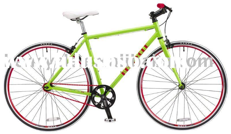 700C FIX GEAR SINGLE SPEED HI-TEN CROSS/TRACKING /RACING BICYCLE(SY-RB7005)