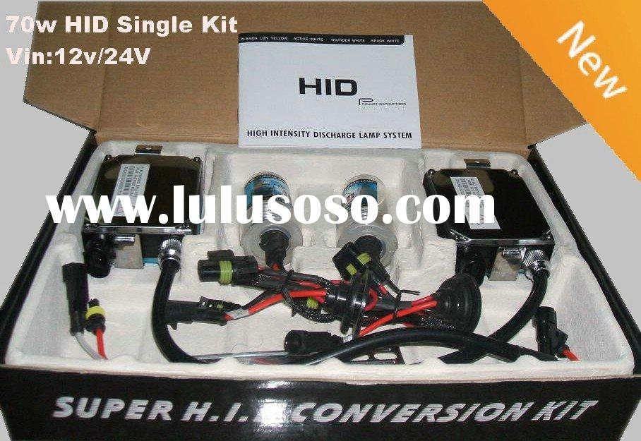 70w H4-2 HID kit (xenon+halogen)