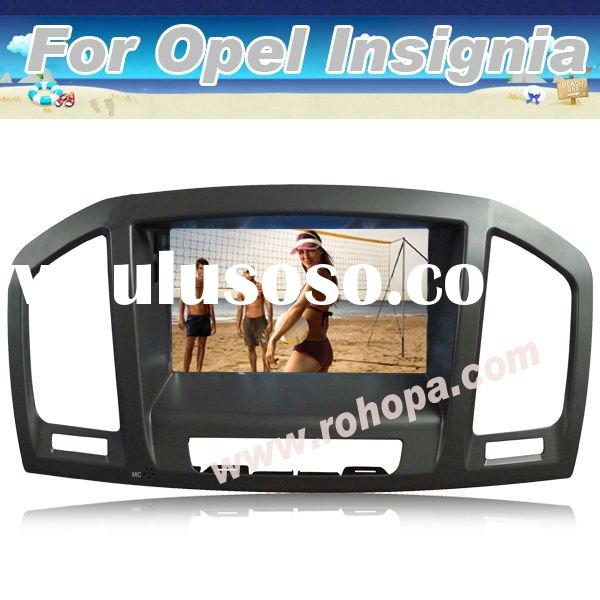 7 inch car dvd gps player navigation for OPEL INSIGNIA