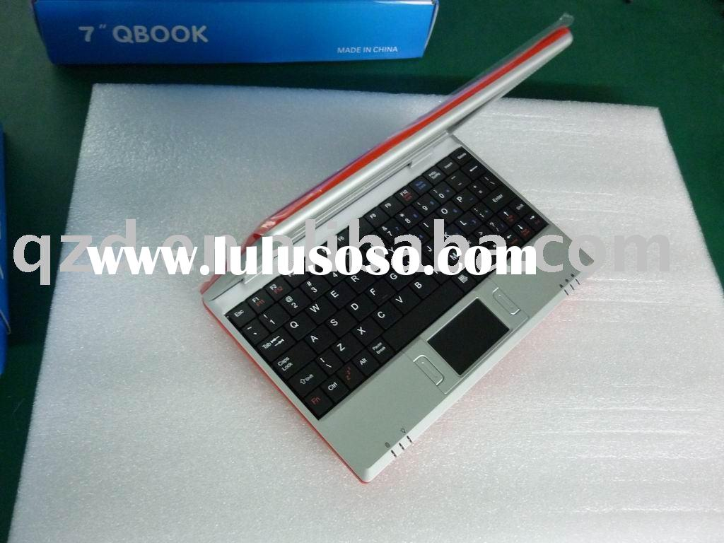 7 inch mini Laptop netbook Notebook computer umpc PC with WIFI
