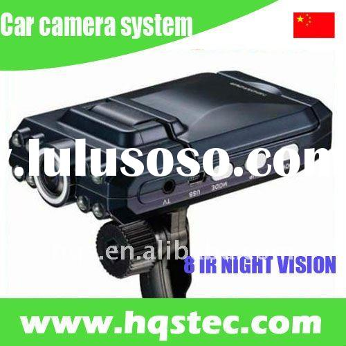 8 IR Night Vision car camera system with Remote Controler