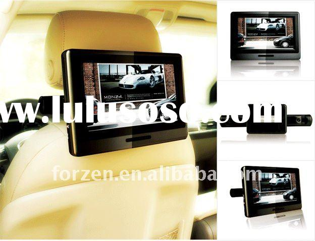 9 inch tablet dvd for car with mount bracket