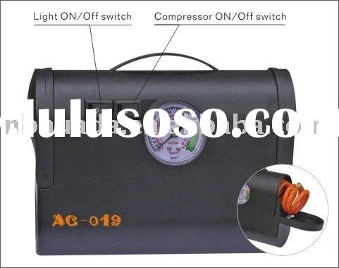 AC-019, 12V Heavy duty Air Compressor, Mini Compressor, 30mm Piston