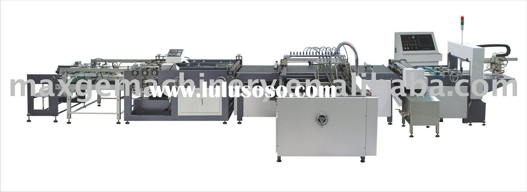 AUTOMATIC COVERING MACHINE