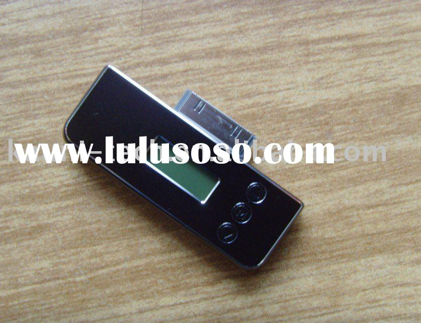 Accessories for iPhone (FM transmitter, car kit)