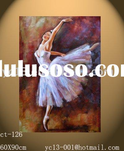 Acrylic Abstract art oil paintings