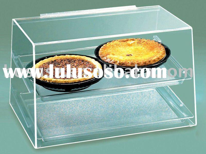 Acrylic Bakery Case,Plexiglass Cake Display Box,Perspex Food Cabinet