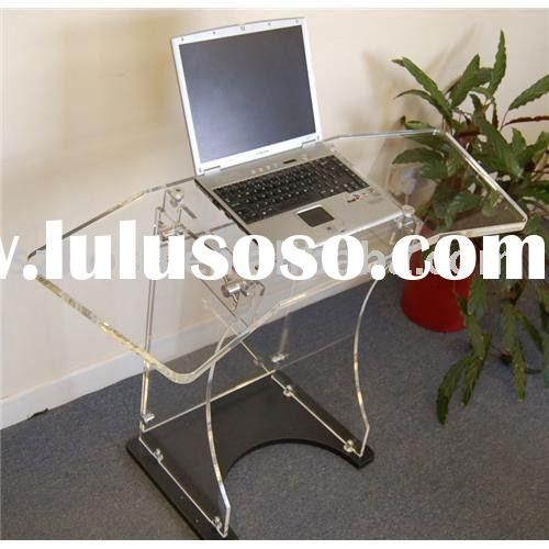 Acrylic Desk,Acrylic Computer Desk,Acrylic Computer Stand