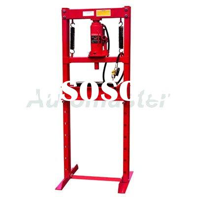 Air/Hydraulic Shop Press (SP0112A)Hydraulic workshop presses,Workshop press,car accessory,auto acces