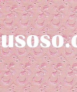 All-over T/C Embroidery Lace Fabric