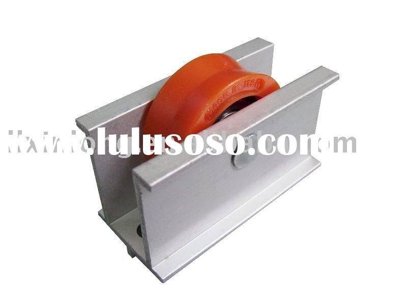 Aluminum bearing sliding window door roller XL-B019
