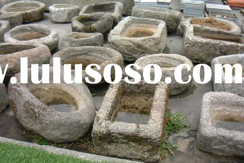 Antique Stone Trough,Garden antique trough ,Garden decoration trough