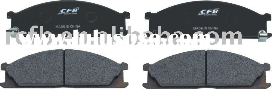 Auto Part Brake Pad - Nissan Pick Up,Terrano,Urvan,Caravan
