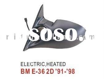 Auto part side mirror electric,heated for BMW E36 2D 91-98'