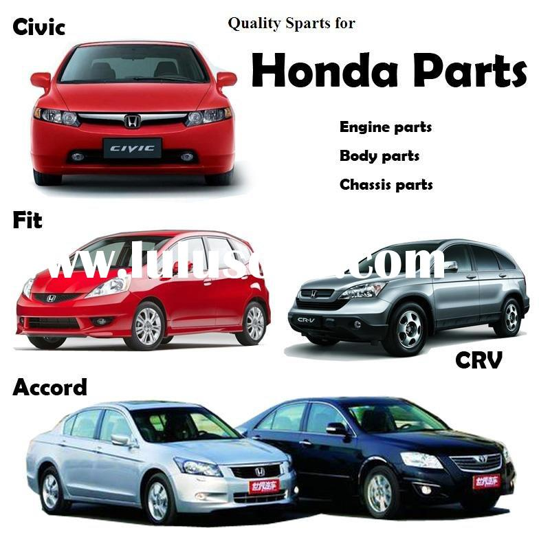 Auto parts for Honda (Fit, Civic, Accord, CRV)