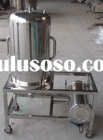 Automatic Juice or wine filter+18605777765