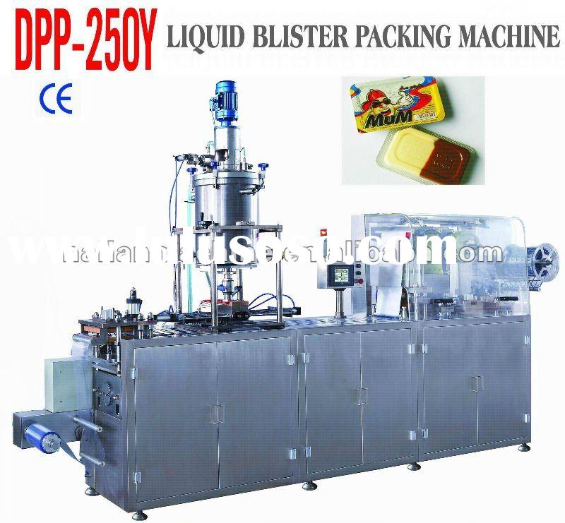 Automatic Liquid Blister Packing Machine For Soup
