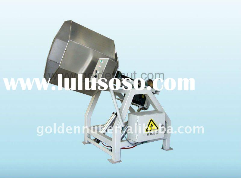 Automatic spices mixing machine