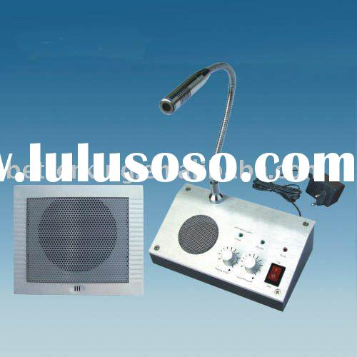 BK-09908 Dual-way Intercom System For Counter