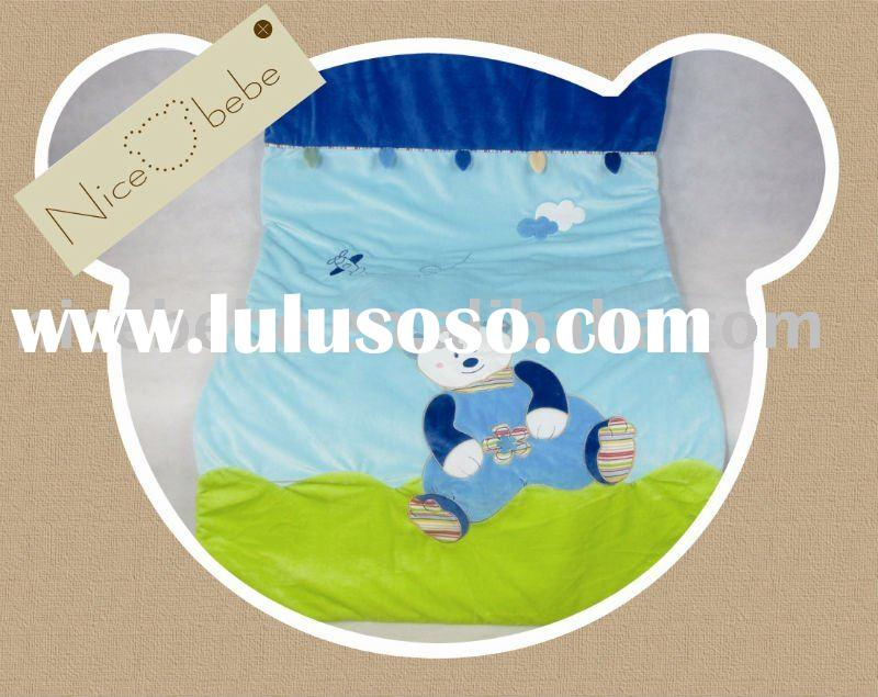 Baby Bedding/Baby Bumper/Sleeping Bag/Bath Towel/Pyjamas/Quilt 904QUT1