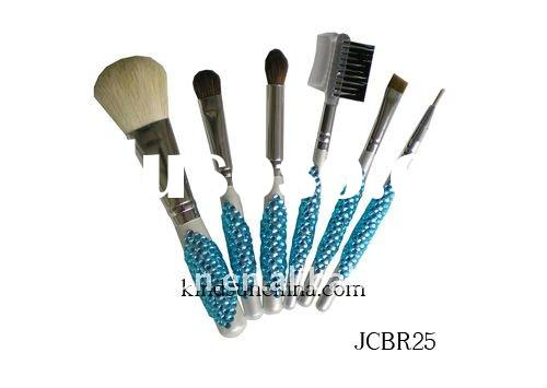 Beautiful Cosmetic Tools,Cosmetic Brush,With Crystal Beads