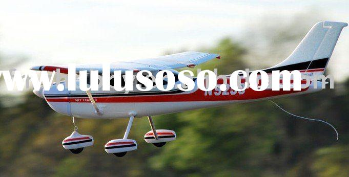 Big Cessna 182 RC model plane with EPO material