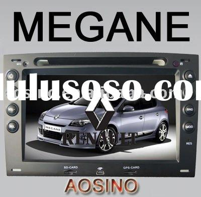 Built-in GPS car dvd for RENAULT MEGANE