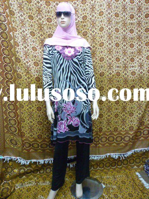 C218 islamic clothes,muslim wear,abaya 2011