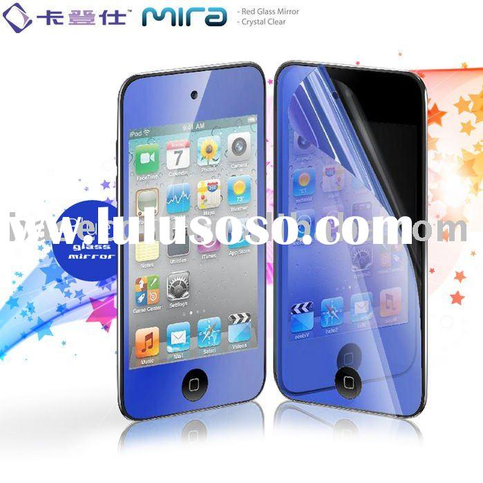CAPDASE mirror screen protectors for iPod touch 4G