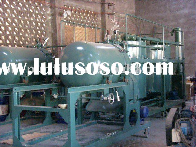 CN Waste Engine Diesel Oil Management ,Heavy Fuel Oil Recycling System