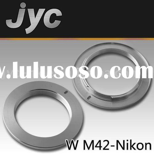 Camera accessory Lens Adapter Ring For Screw Mount M42 Lens to Nikon DSLR(W M42-N)