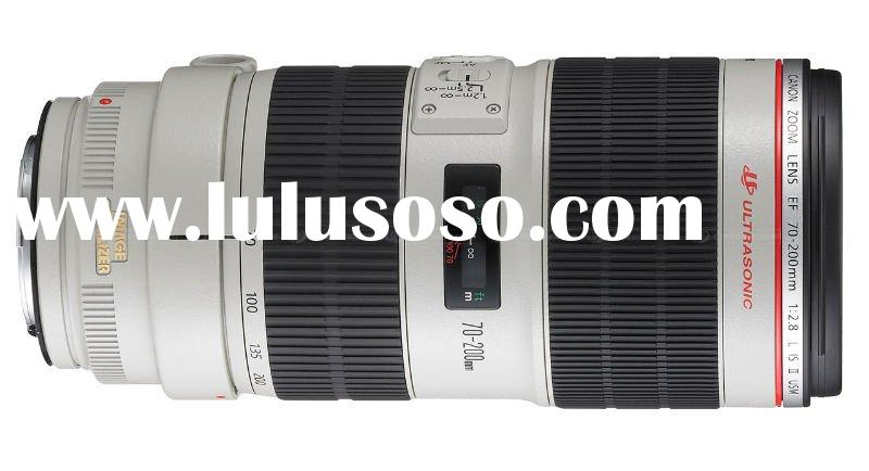 Canon EF 70-200mm f2.8L IS II USM Lenses