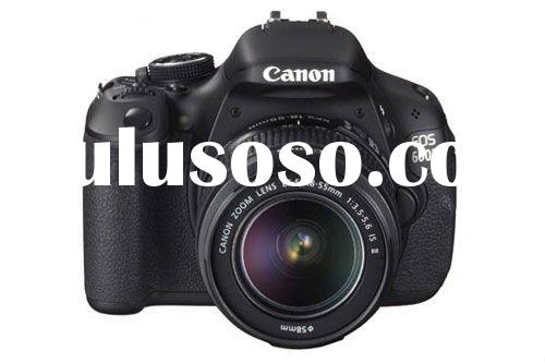 Canon EOS 600D kit with 18-55mm IS II Lens Digital SLR Cameras dropship wholesales
