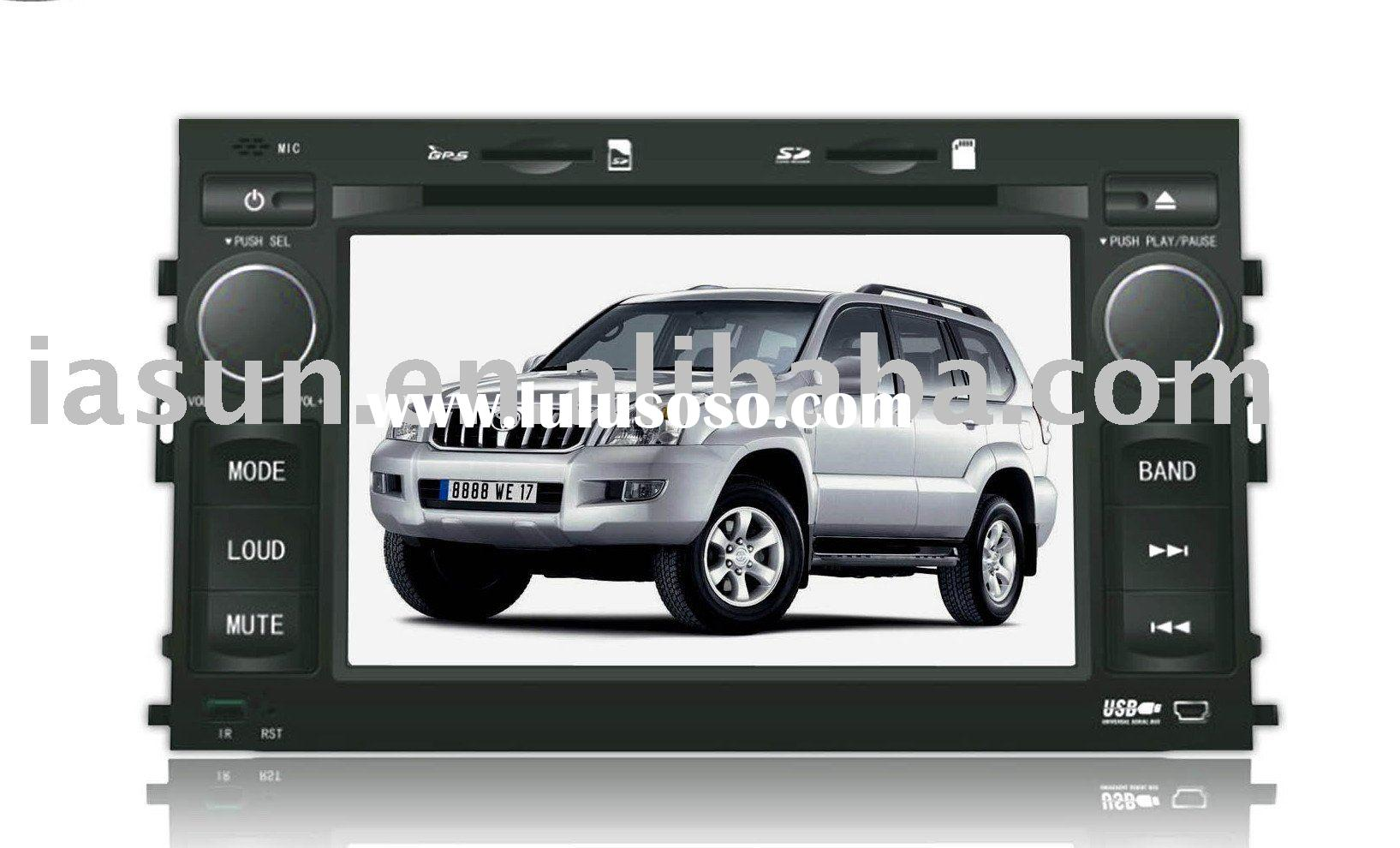 Car DVD GPS for TOYOTA PRADO SUPPORT JBL/PIONNER AMPLIFIER