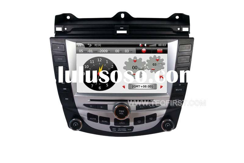 Car DVD Player GPS Navigation For Honda Accord 07