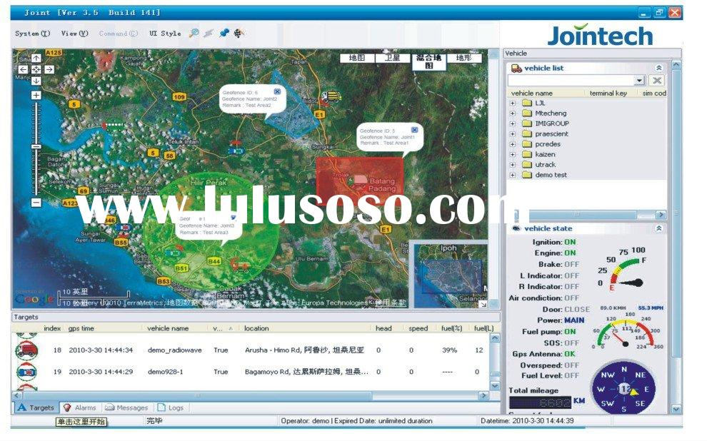 Car GPS Tracking Software