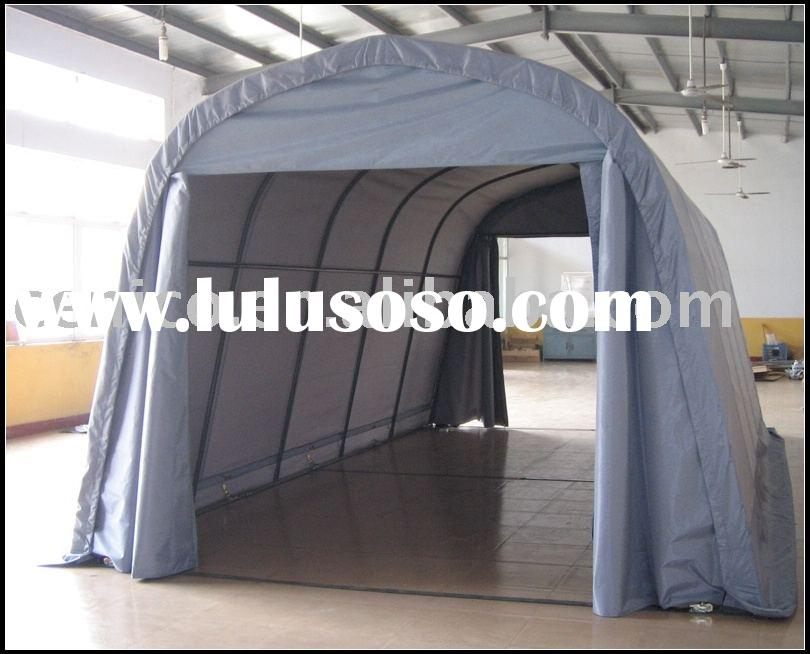 Pvc Car Shelters : Hex gazebo screen house for sale price china